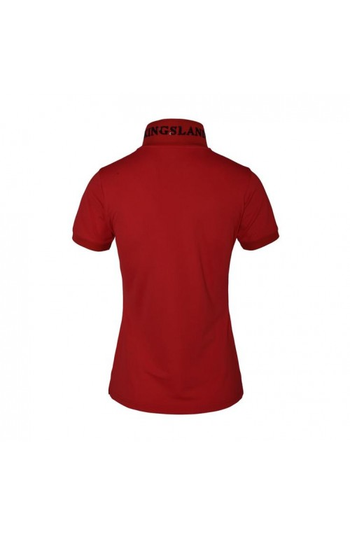 Polo kingsland klagape rouge/s