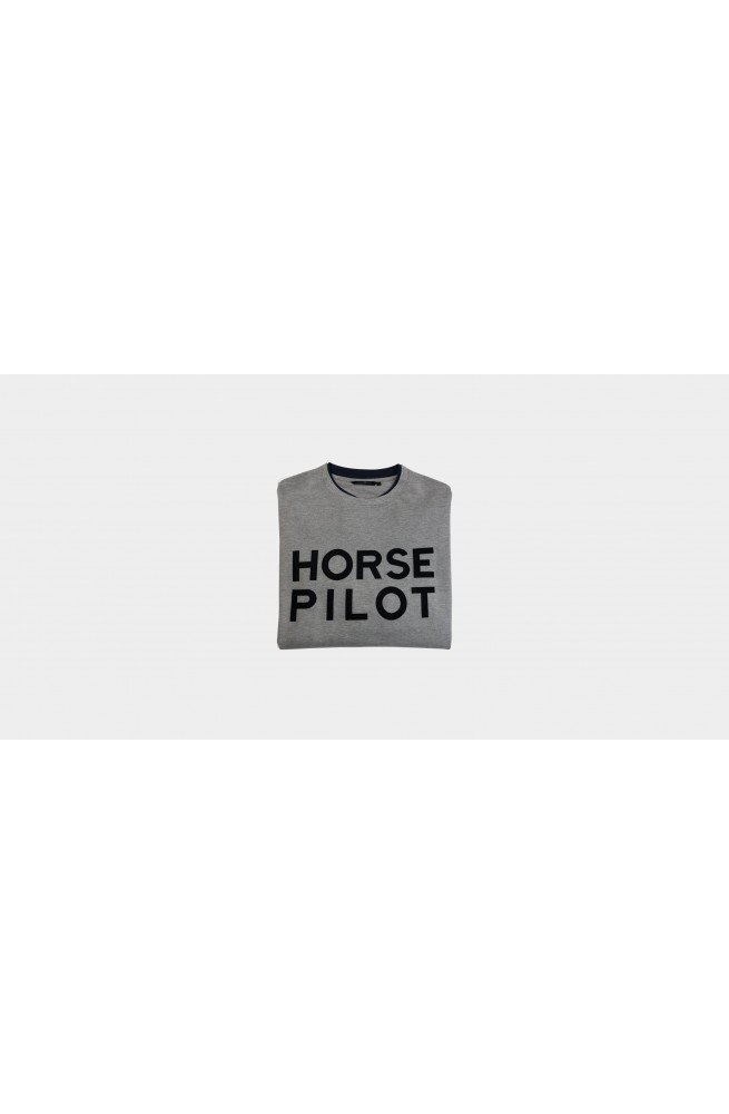 Sweat Summer horse pilot homme