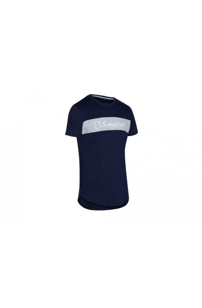 T shirt Samshield Liam Marine