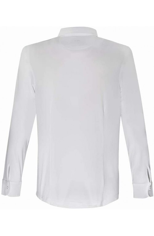 Chemise Homme Equiline Lauris Blanc