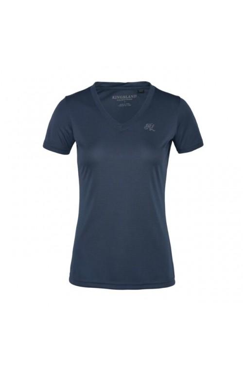 T shirt Col V Kingsland Desma