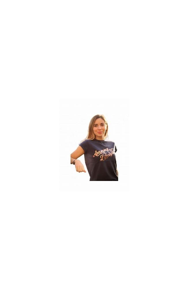 T-Shirt Penelope Moby Marine