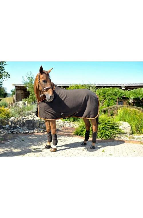 Couverture Polaire Horse Impact