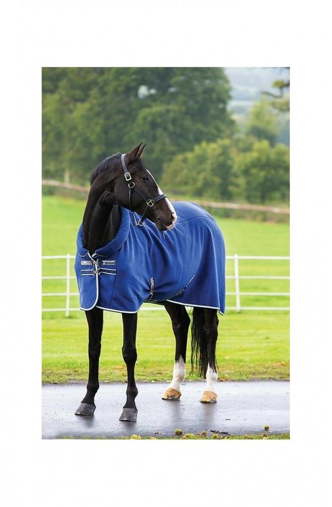 Polaire cosy fleece horseware marine/6'3
