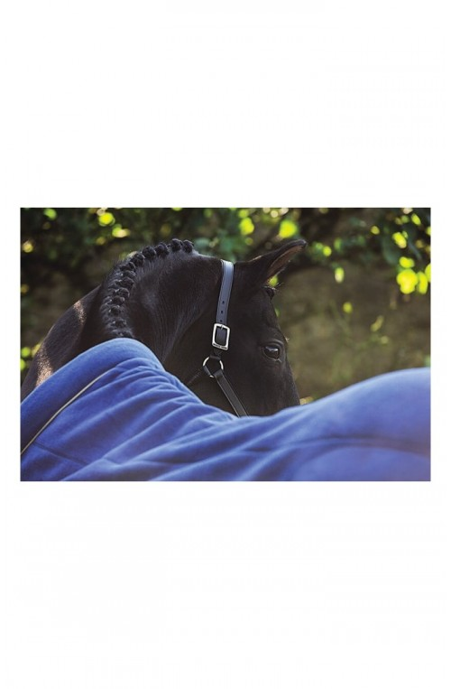 Polaire cosy fleece horseware marine/6'3