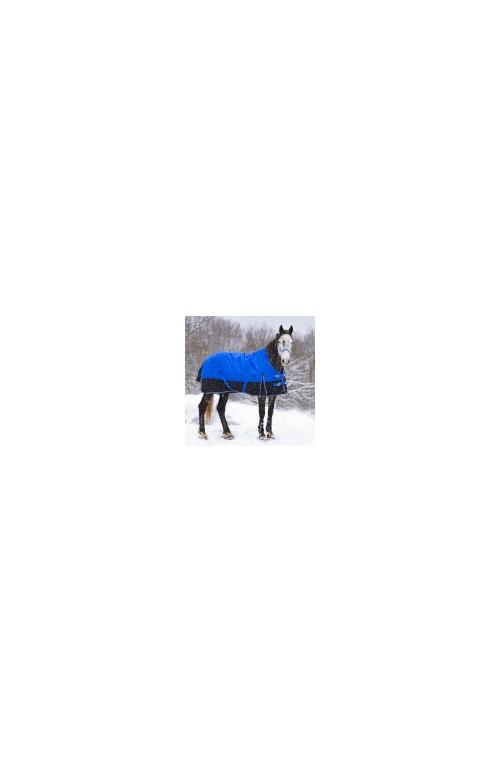 Chemise Équitheme 1200D 0g Bleu noir