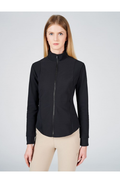 Softshell vestrum deventer noir/s