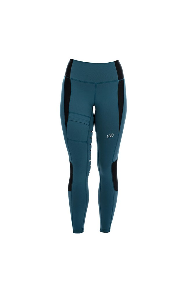 Pantalon horseware newtech rid bleu petrole/xs