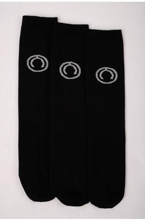 Chaussette Montar Pack Noir 35-39