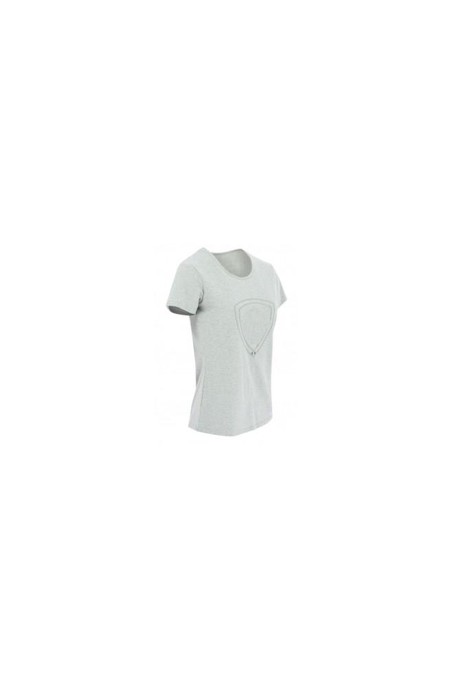 T shirt Equitheme Tessa Gris