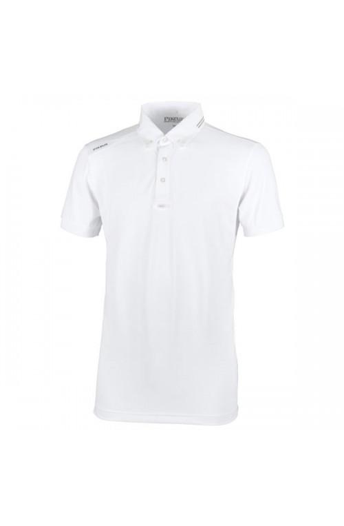 Polo de concours pikeur abrod blanc/38