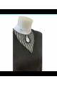 Polo samshield bianca noir/xs