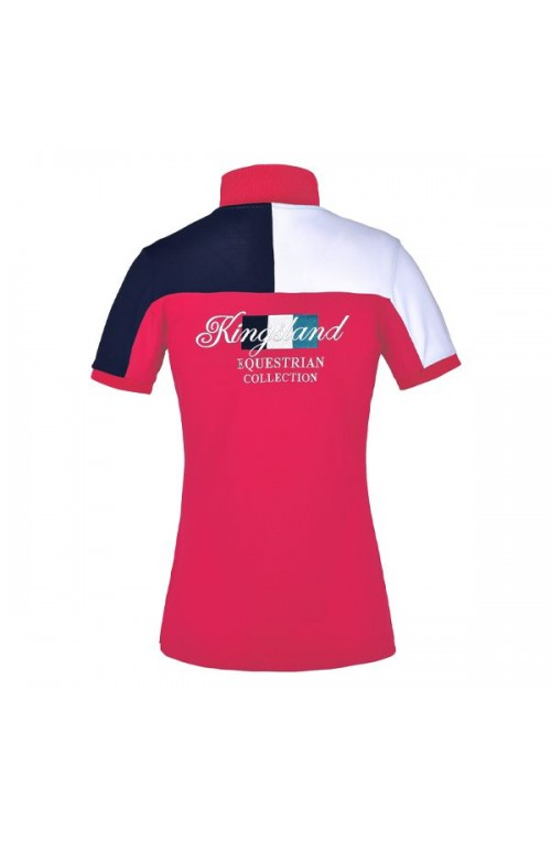 Polo kingsland janey rose/xs
