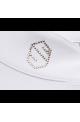 Polo samshied aloise blanc rose gold/xs