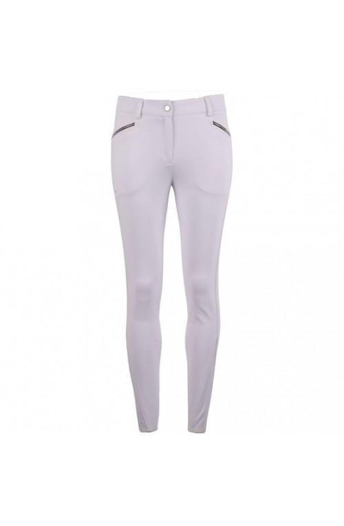 Pantalon montar elisabeth blanc/38