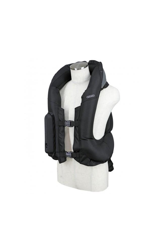 Airbag hit air complet 2 noir/xs