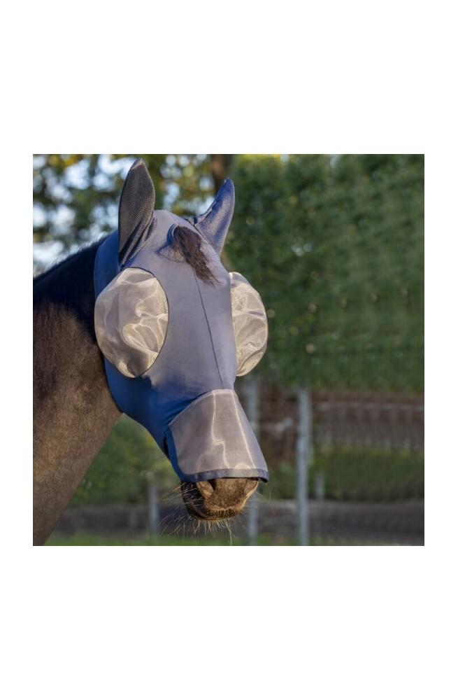 Bonnet lemieux relief bleu/xs
