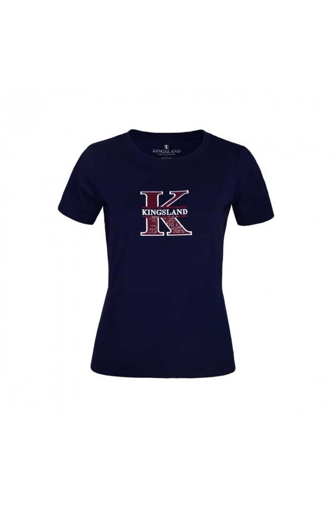 T shirt kingsland lalita marine/s