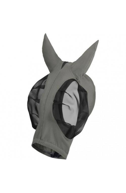 Fly mask eskadron airmesh gris/cob