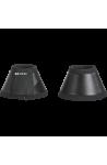Cloches busse comfort noir/m