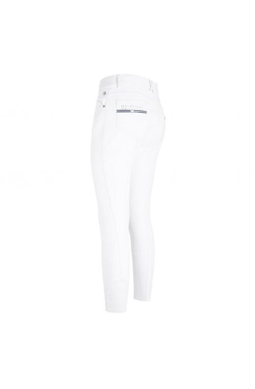 Pantalon hv polo milou blanc/38