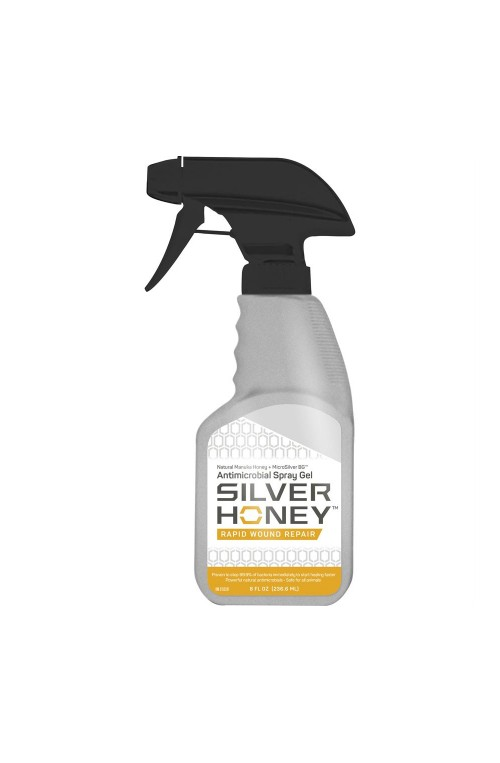 Absorbine silver honey spray gel 236 ml