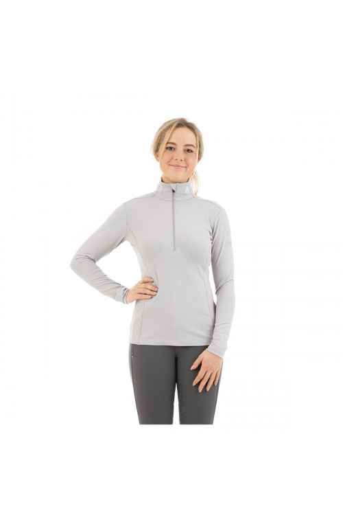 Sous pull technique anky silver/s