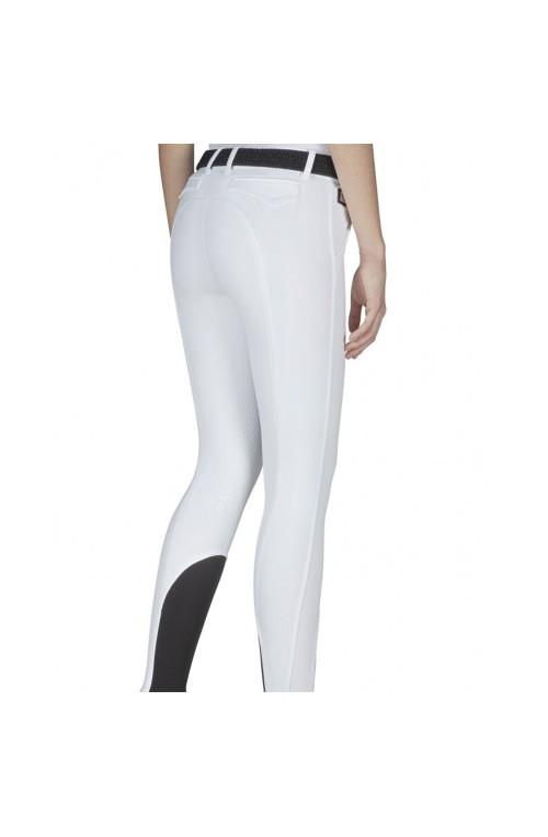 Pantalon equiline brendak blanc/34