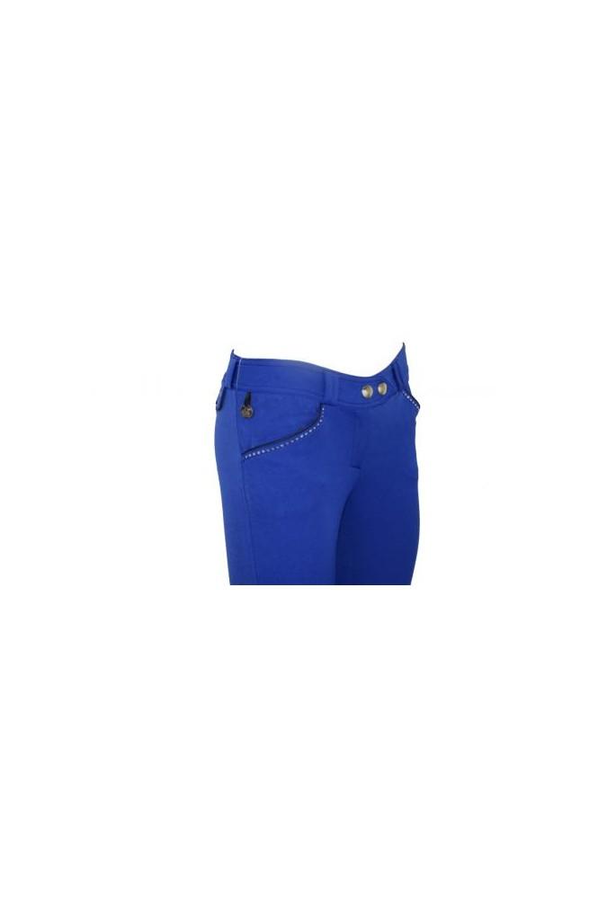 Pantalon casaque swarovski