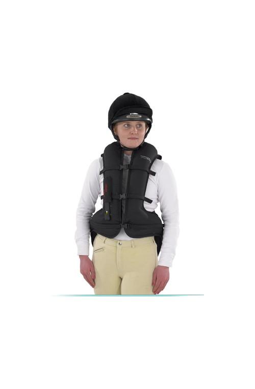 Gilet airbag pour l'équitaion helite airnest