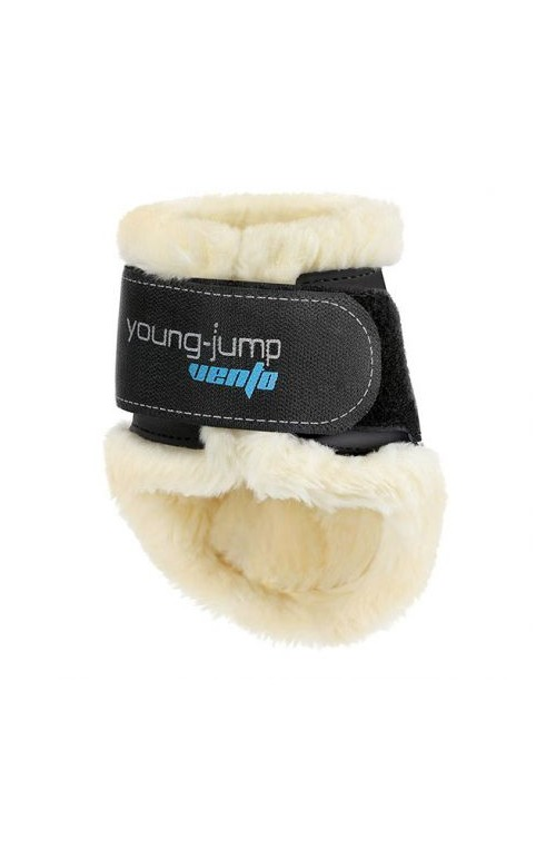 Young jump save the sheep