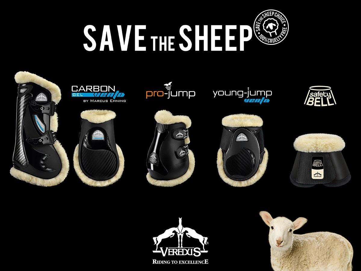 Guêtre Veredus Save the Sheep